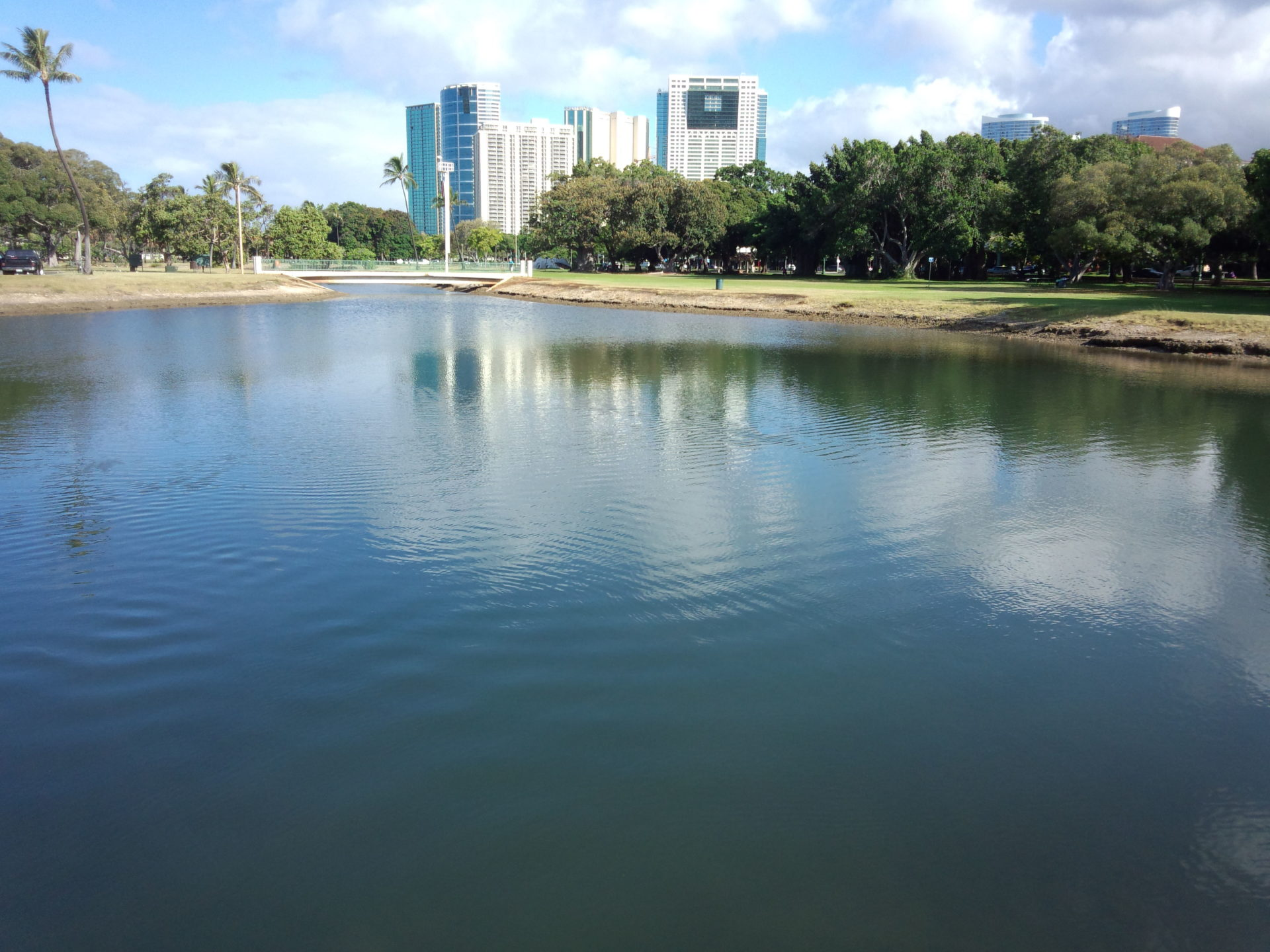Island of oahu hawaii us tokyo fly fishing country for Plenty of fish oahu