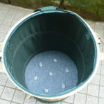 "How to Make DIY Stripping ""Bucket"" (big basket)"