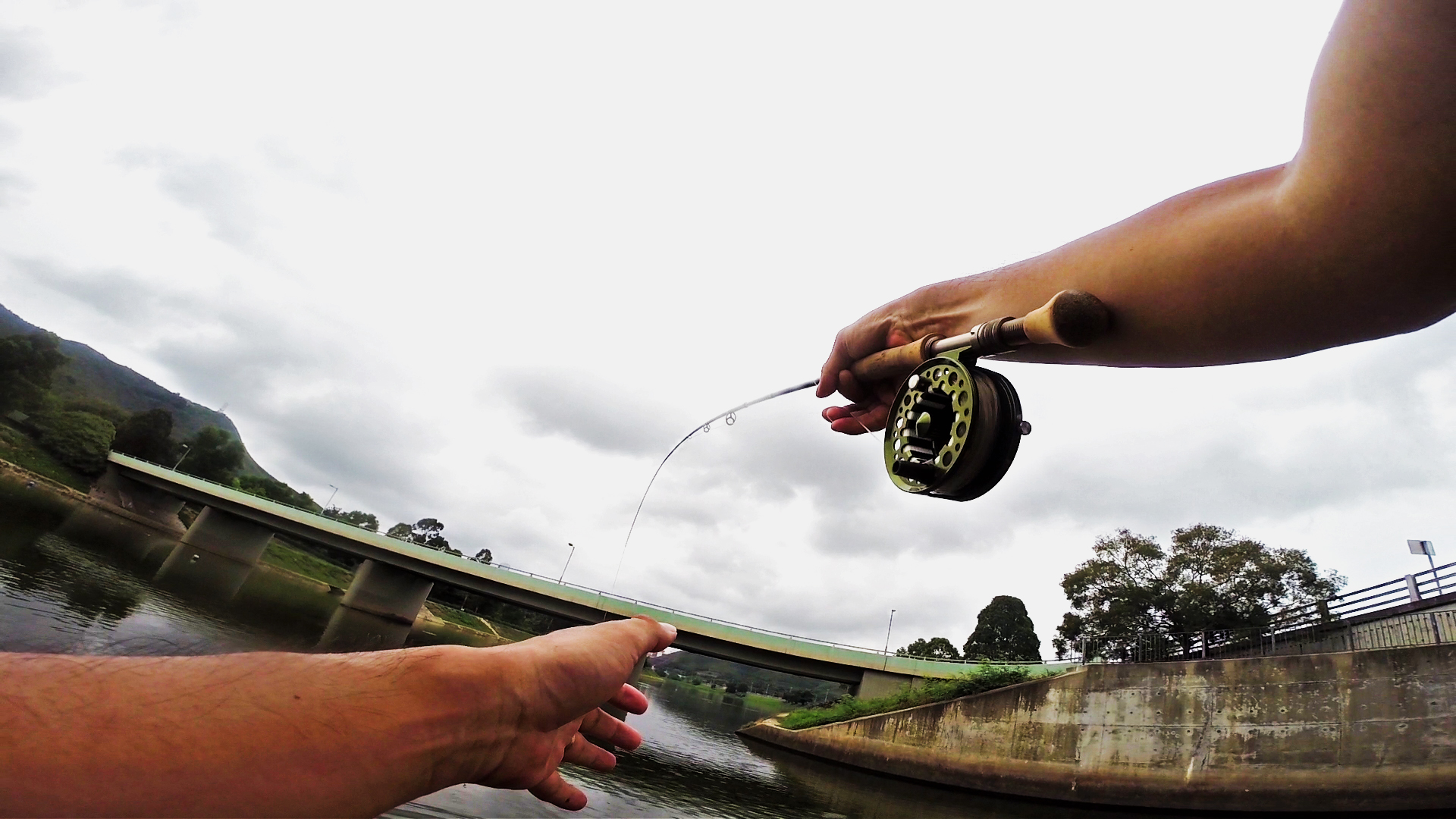 Fly fishing in the rivers of hong kong tokyo fly fishing for Do kids need a fishing license
